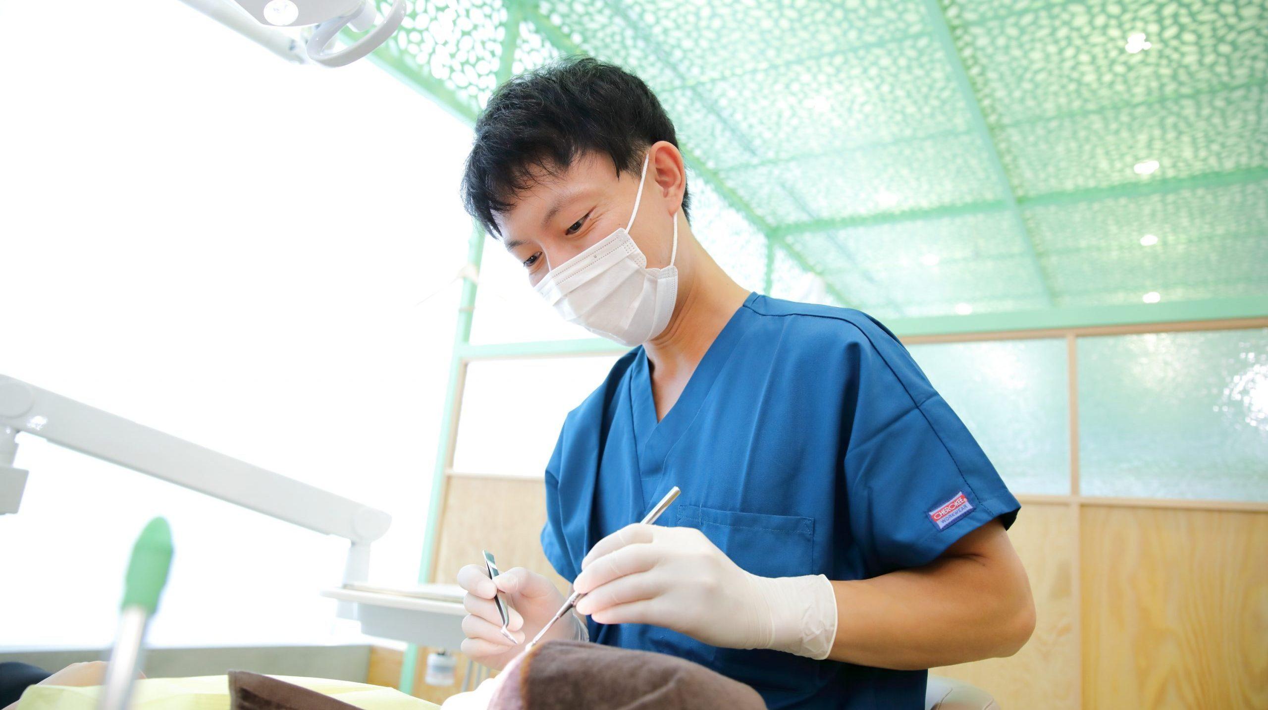 所沢 むし歯治療