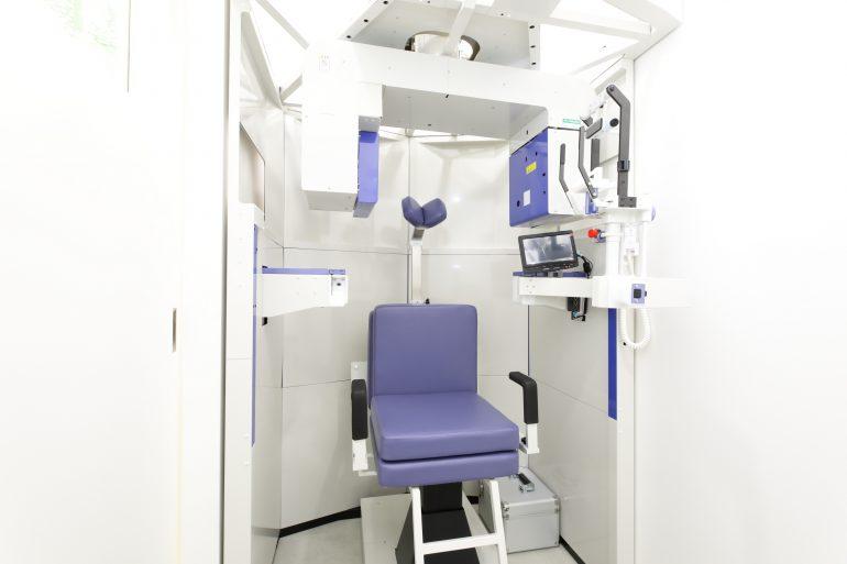 グランエミオ所沢歯科 歯科用CT